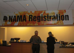 Registration for NAMA