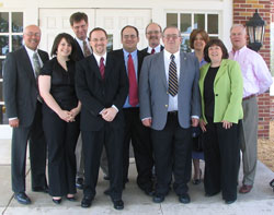 Brownfield Team and Cylde Lear